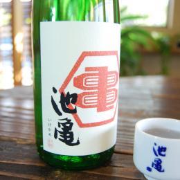 亀印特別純米酒